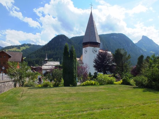 Eglise Saint Maurice: extérieur