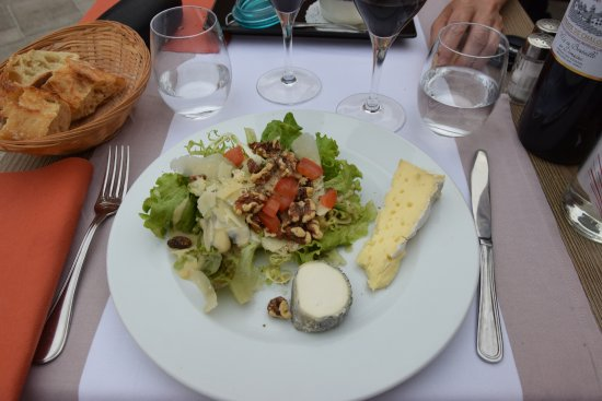 Guyancourt, Francia: Kaasbordje