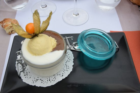 Guyancourt, Francia: Dessert