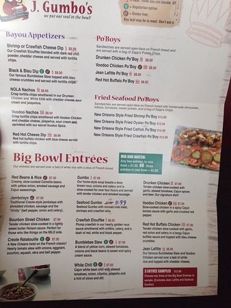 Hixson, TN: Take-out Menu