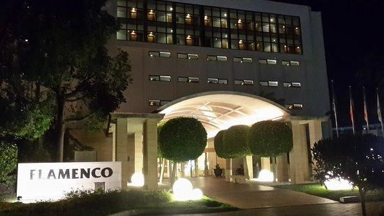 Hipotels Flamenco Cala Millor: l'ingresso dell'hotel