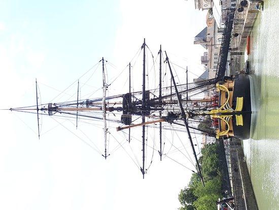 Rochefort, Frankrike: Association Hermione-La Fayette