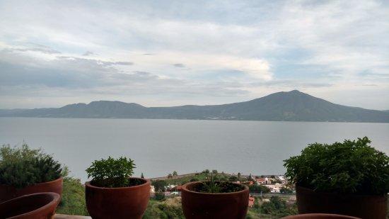 San Juan Cosalá, México: The view