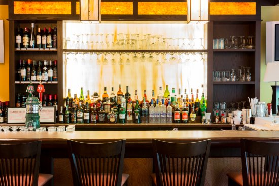 Saint-Bernard-de-Lacolle, Canadá: Taverne St-Bernard Bar