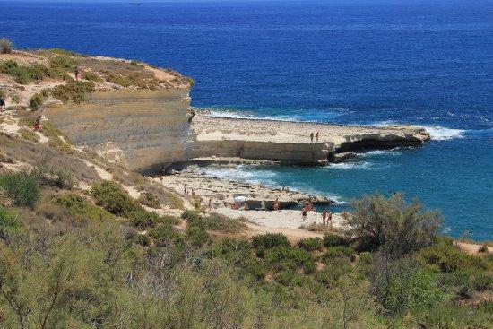 Marsaxlokk, Malta: Widok z góry
