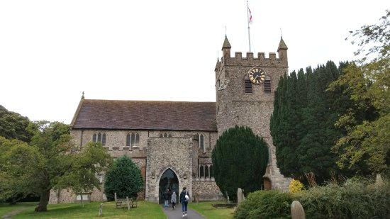 Wye Parish Church of St Gregory and St Martin