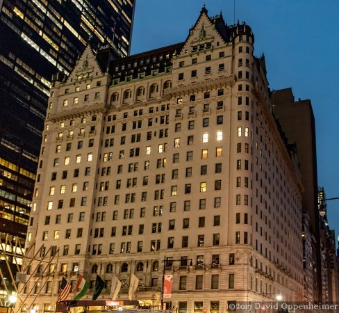 plaza hotel in new york city 2017 david oppenheimer performance impressions picture of. Black Bedroom Furniture Sets. Home Design Ideas