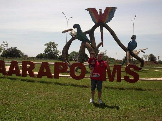 Mato Grosso do Sul: Pórtico cidade