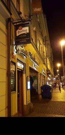 Plzensky restaurant Andel: Great restaurant