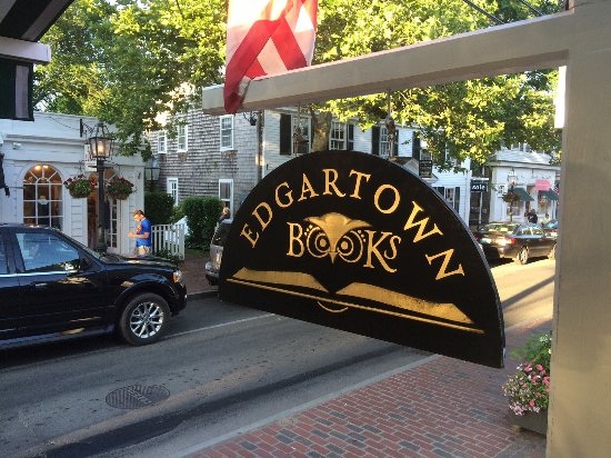 Edgartown Books, Martha's Vineyard, MA