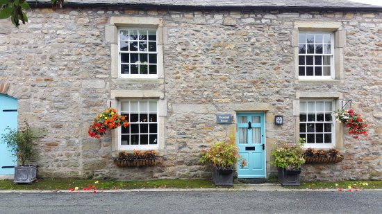 Arkholme, UK: Front of house