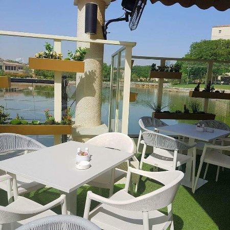Sansation dubai restaurant reviews phone number for Hotels in motor city dubai