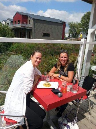 Restaurant l 39 estacade dans saint herblain avec cuisine - Cuisine plus saint herblain ...