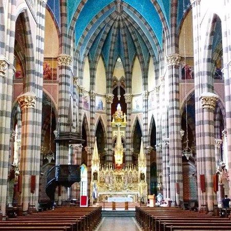 Iglesia de Los Capuchinos: Capuccinos (Vista interior)
