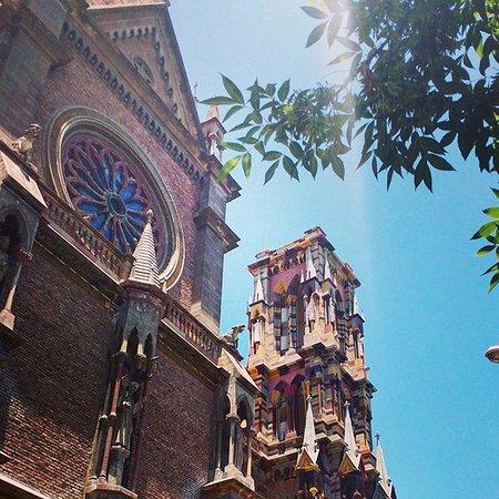 Iglesia de Los Capuchinos: Vista parcial de los Capuccinos