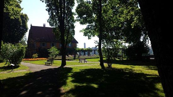 Burggarten: the park