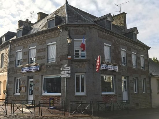 Saint-Bomer-les-Forges, Frankrike: ici c est comme à la maison .....