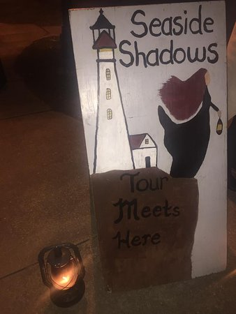 Seaside Shadows Haunted History Tours