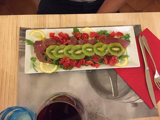 Murlo, Italia: Helt fantastisk måltid, velsmagende og simpelt - til virkelig billige penge!