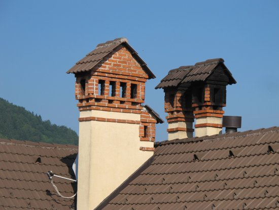 Hotel Kotnik: A view from the room