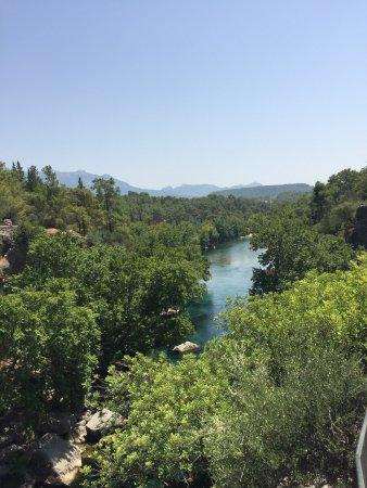 Koprulu Kanyon : Köprülü Kanyon