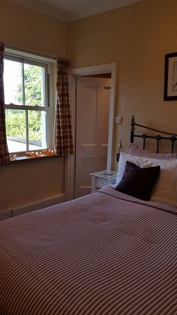 Brunthill House Bed and Breakfast: Willow room
