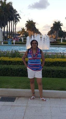 Waikiki Beach Marriott Resort & Spa: At the Church of Latter Day Saints.
