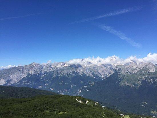Andalo, Italy: Veduta panorama