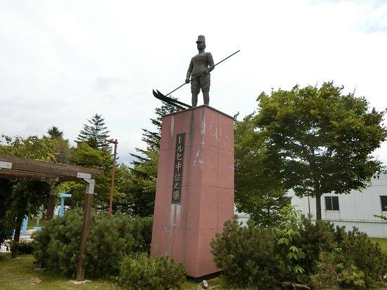 Lieutenant Lerch Statue