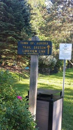 ออโรรา, แคนาดา: Aurora Trail System