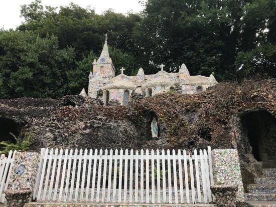 Vale, UK: The Little Chapel