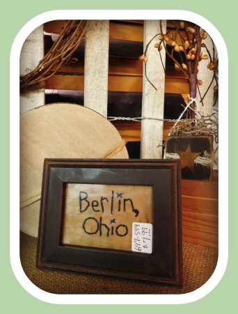 Berlin, OH: Ohio's Largest Arts & Crafts Mall
