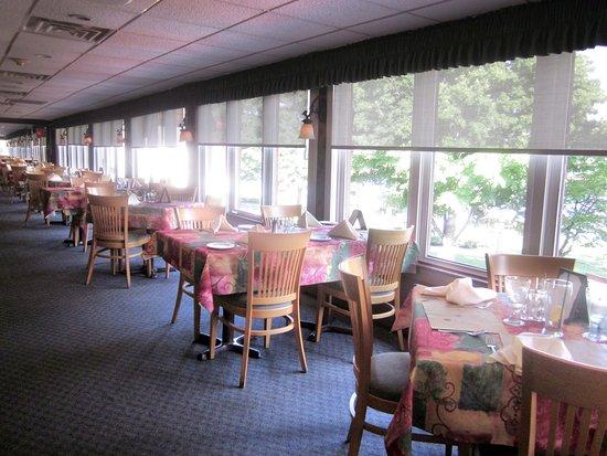 Bristol, PA: 2nd Floor Dining Area