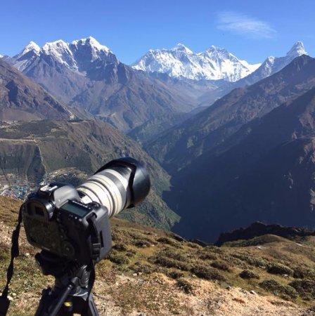Долина Катманду, Непал: EVEREST 360 view trek