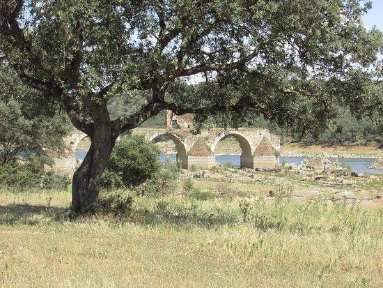 Olivenza, Spania: Ruinas da Ponte da Ajuda