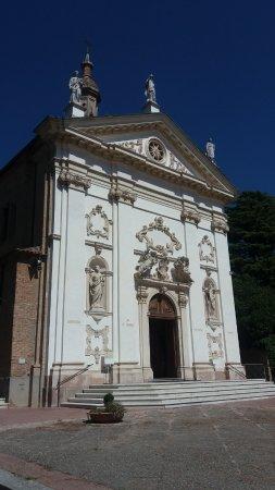Noventa Padovana, Italie : La Parrocchia di Noventa