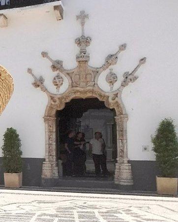 Olivenza, Hiszpania: Portal Manuelino do Palacio de los Duques de Cadaval