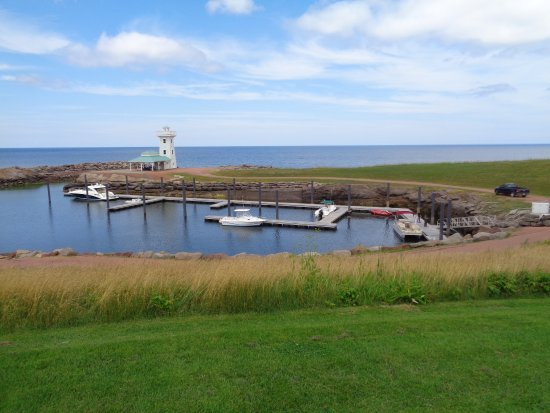 Wallace, Canada: Harbour