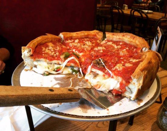Giordano's, Chicago - 1040 W Belmont Ave - Menu, Prices ...  Giordano's,...