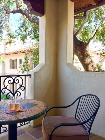 Su Nido Inn - Your Nest In Ojai : Condor Suite Balcony