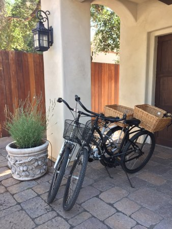 Su Nido Inn - Your Nest In Ojai: Bicycles are available.