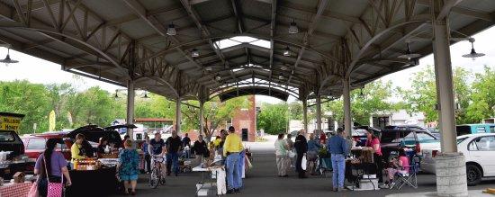 Leavenworth Farmers Market at Haymarket Square