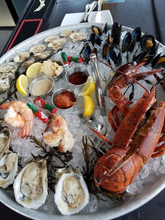 West Haverstraw, NY: Seafood Tower for Two --- AWESOME!