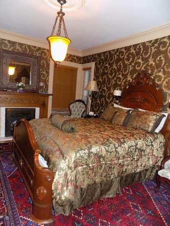 Smethport, Πενσυλβάνια: Marvelous stay! Top notch hostess, gorges accommodations, fabulous time!