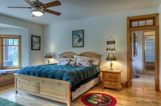 Trout Creek, Μοντάνα: Snowshoe Suite