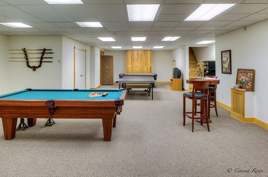 Trout Creek, MT: Game/Exercise Room