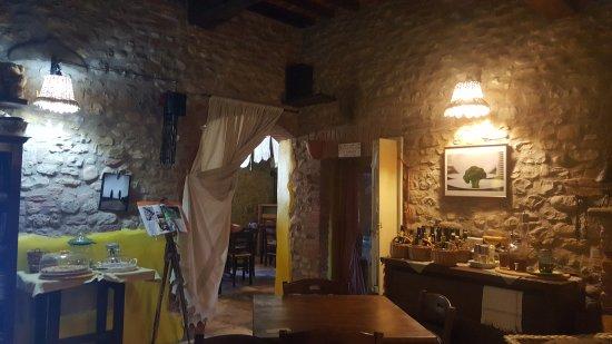 Monteleone d'Orvieto, Italy: Location