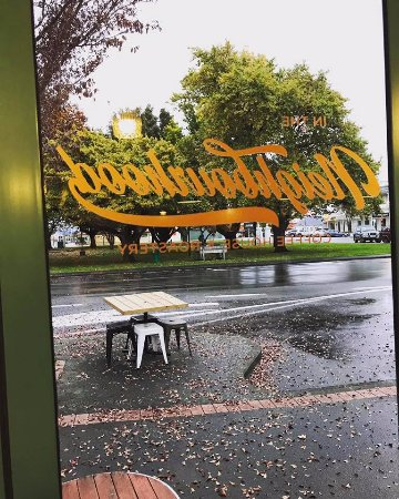 Martinborough, New Zealand: Rain rain go away