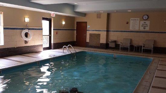Elkridge, MD: Nice pool area