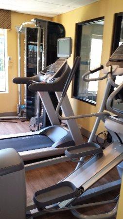Elkridge, MD: Nice clean gym